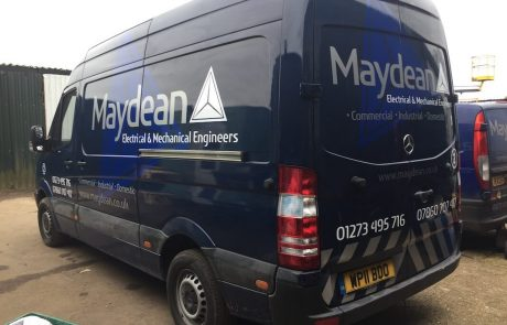 Recreative Signs - Vehicle Branding Brighton