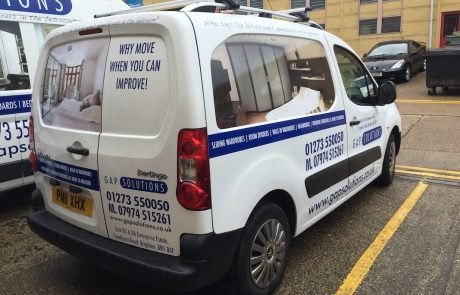 Recreative Signs - Vehicle Branding Brighton